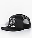 adidas Men's Thanks Black Strapback Hat