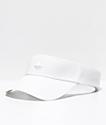 adidas Modern II White & Reflective Visor