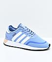 adidas N-5923 CLS zapatos en azul claro y blanco