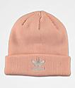 adidas OG Trefoil Pink & White Beanie