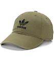 adidas Olive Baseball Hat
