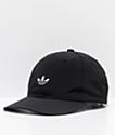 adidas Original Relaxed Monogram gorra negra