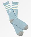 adidas Original Roller calcetines azules y blancos