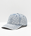 adidas Originals Monogram Denim Strapback Hat