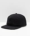 adidas Originals Relaxed Decon II Black Snapback Hat