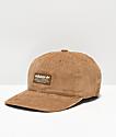 adidas Originals Relaxed Desert Corduroy Strapback Hat