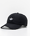 adidas Originals Relaxed Modern Black Strapback Hat