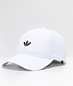 adidas Originals Relaxed Modern White Strapback Hat