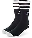 adidas Originals Roller Black & White Crew Socks