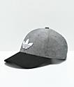 adidas Originals gorra gris y negra