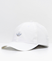 adidas Relaxed Modern II White Strapback Hat