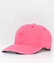adidas Relaxed gorra rosa para mujeres