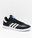 adidas Samba ADV zapatos en blanco y negro
