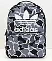 adidas Santiago Black & Grey Camo Backpack