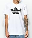 adidas Shmoo Warp camiseta blanca