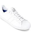 adidas Superstar Vulc ADV All White Shoes