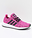 adidas Swift Shock Pink & Core Black Shoes