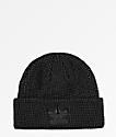 adidas Trefoil Plus gorro negro reflectante