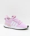 adidas U Path Run Aero Pink Shoes