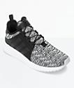 adidas Xplorer Core Black & White Shoes