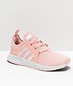 adidas Xplorer Pink & Metallic Shoes