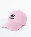 adidas gorra béisbol en rosa