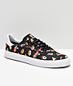 adidas x Beavis & Butthead 3MC zapatos negros y blancos