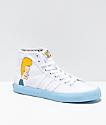 adidas x Beavis and Butthead Matchcourt zapatos de corte alto