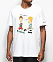 adidas x Beavis and Butthead White T-Shirt