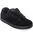 eS Accel OG zapatos de skate en negro y goma