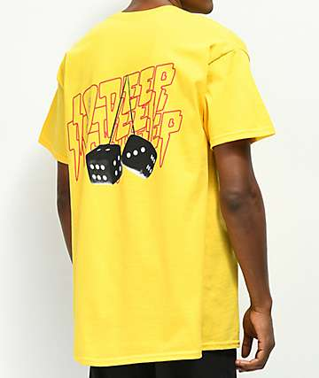 10 Deep Don't Play Yourself Yellow T-Shirt