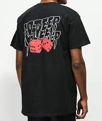 10 Deep Don't Play Yourself camiseta negra