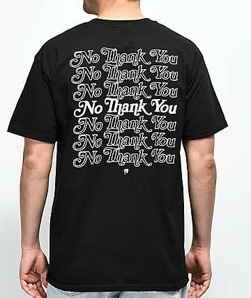 10 Deep Many Returns camiseta negra