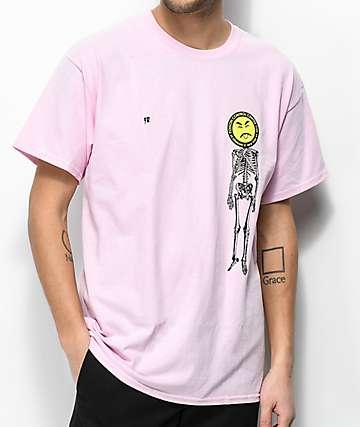 10 Deep Poison Control Pink T-Shirt