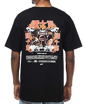 10 Deep Shogun's Revenge Black T-Shirt