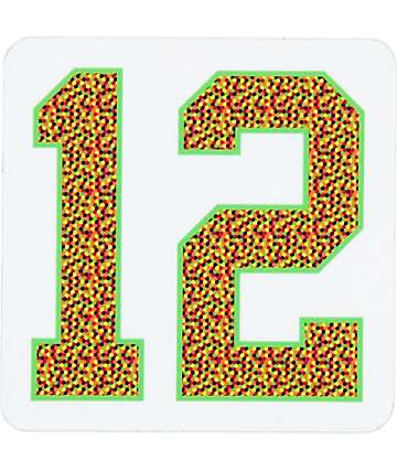 12 Candy Sticker