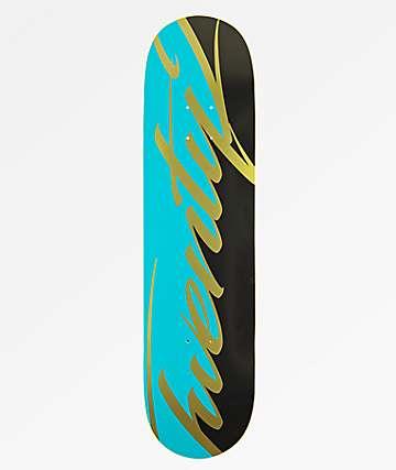 """22 Board Co. Fast Script 8.0"""" Skateboard Deck"""