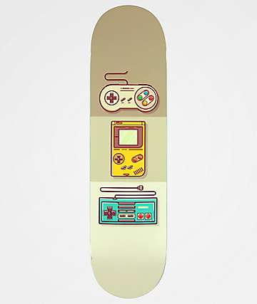 "22 Board Co. Game 8.25"" Skateboard Deck"