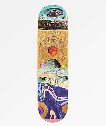 "22 Board Co. Interrupt 8.25"" Skateboard Deck"
