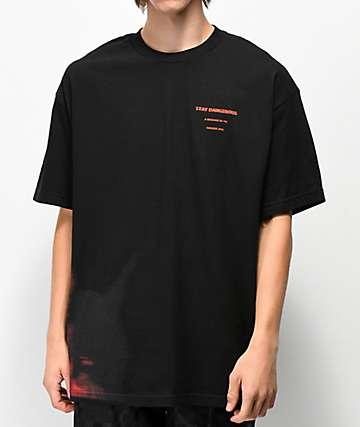 4 Hunnid Stay Dangerous Black T-Shirt