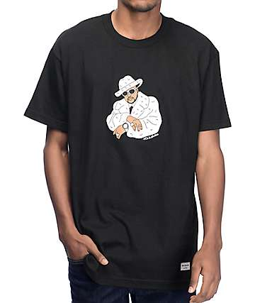 40's & Shorties Sweet Jones Black T-Shirt