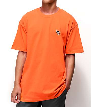 40s & Shorties Orange T-Shirt