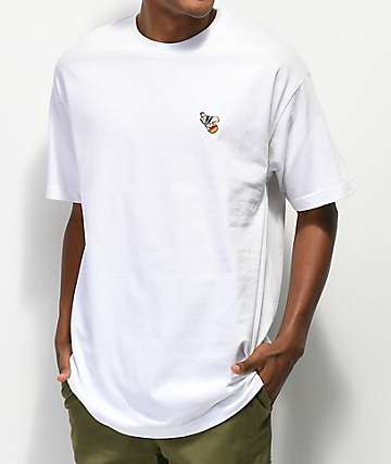 40s & Shorties White T-Shirt