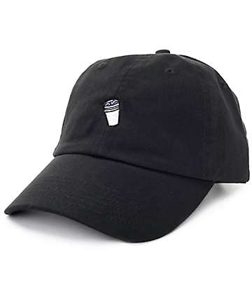 40s & Shorties Double Cup gorra dad negra