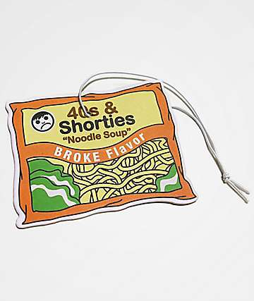 40s & Shorties Ramen Air Freshener