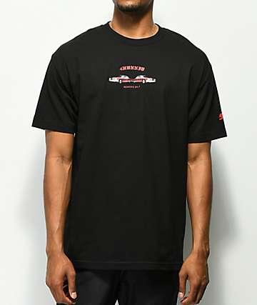 4Hunnid Low Lows Black T-Shirt