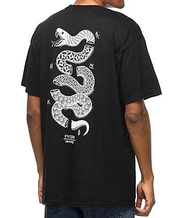 5Boro Join Or Die II Black T-Shirt