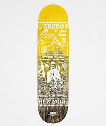 "5Boro Lucky Staten Island 8.25"" Skateboard Deck"