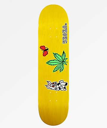 "5Boro Stoned Again 8.0"" Skateboard Deck"