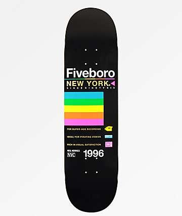 "5Boro VHS Herrick 8.25"" Skateboard Deck"